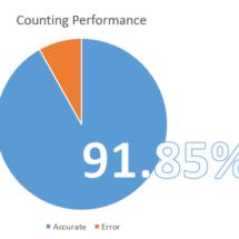 Video Analytics Accuracy